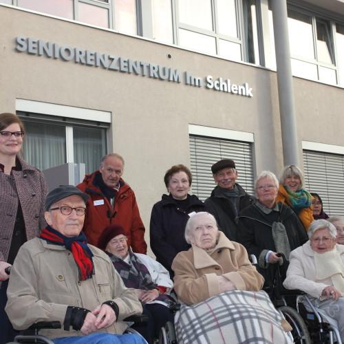 Auftakt: AWO-Seniorenzentrum Im Schlenk