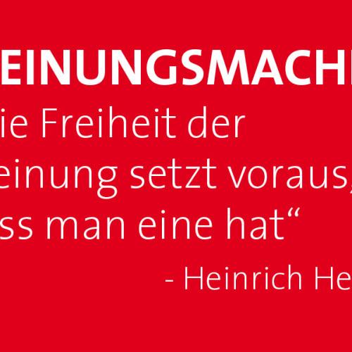 """""""Inklusion: Eine Gesellschaft für alle"""""""
