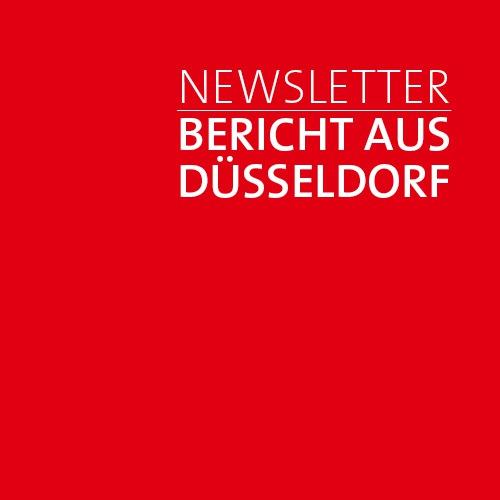 Bericht aus Düsseldorf – Juli 2016