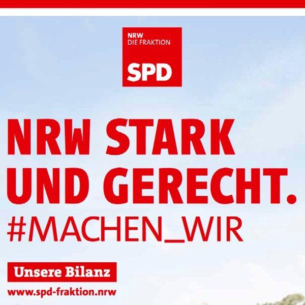 Unsere Bilanz: NRW stark und gerecht