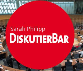 """Einladung zur DiskutierBar """"Digitalisierung in NRW – Duisburg als Smart City?"""""""