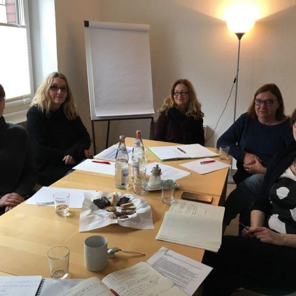Zu Gast bei der Frauenberatungsstelle in Duisburg