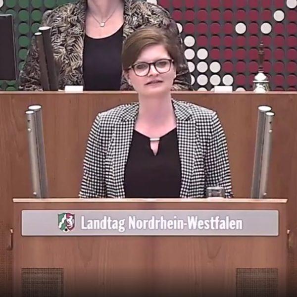 Video zur Plenarrede: Zukunft der Stahlindustrie in NRW sicherstellen!