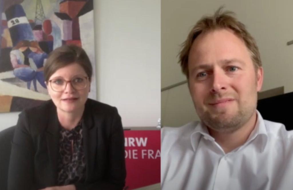 Corona Interview mit dem Stadtdirektor der Stadt Duisburg, Martin Murrack