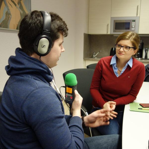 Radio Duisburg Jugendredaktion: Wieso wollen wir das Wahlrecht für 16-Jährige