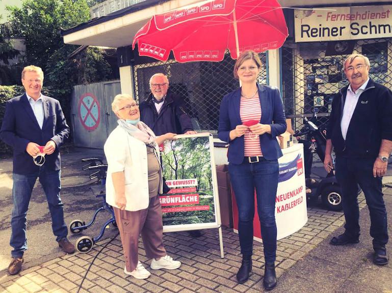 Wahlkampf-Neuenkamp