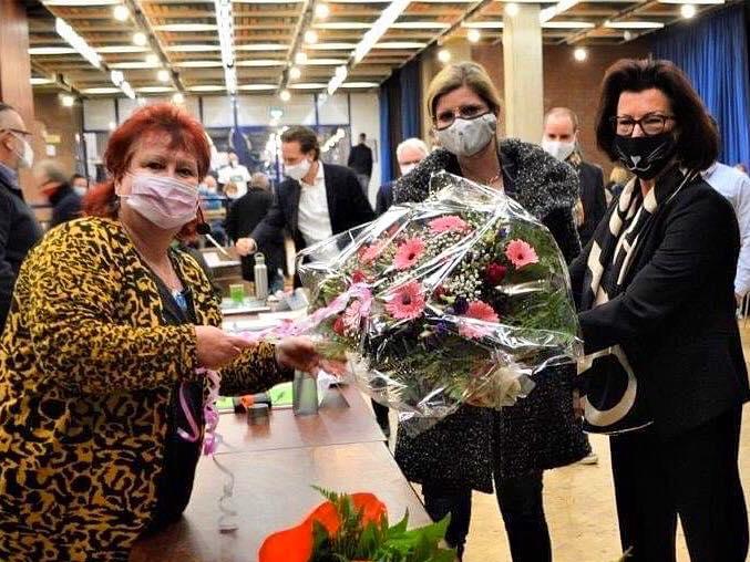 SPD-Bezirksbürgermeisterin