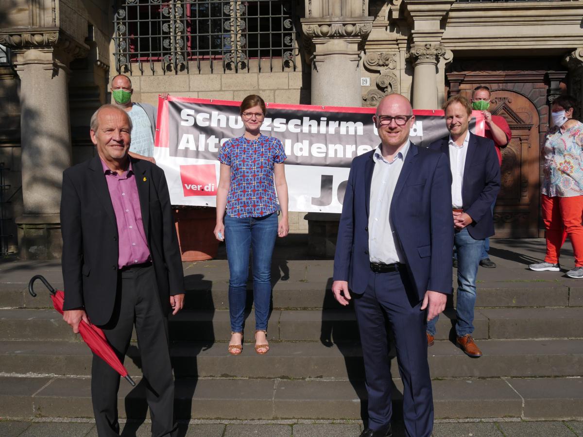 Altschulden Kommunalfinanzen Duisburg
