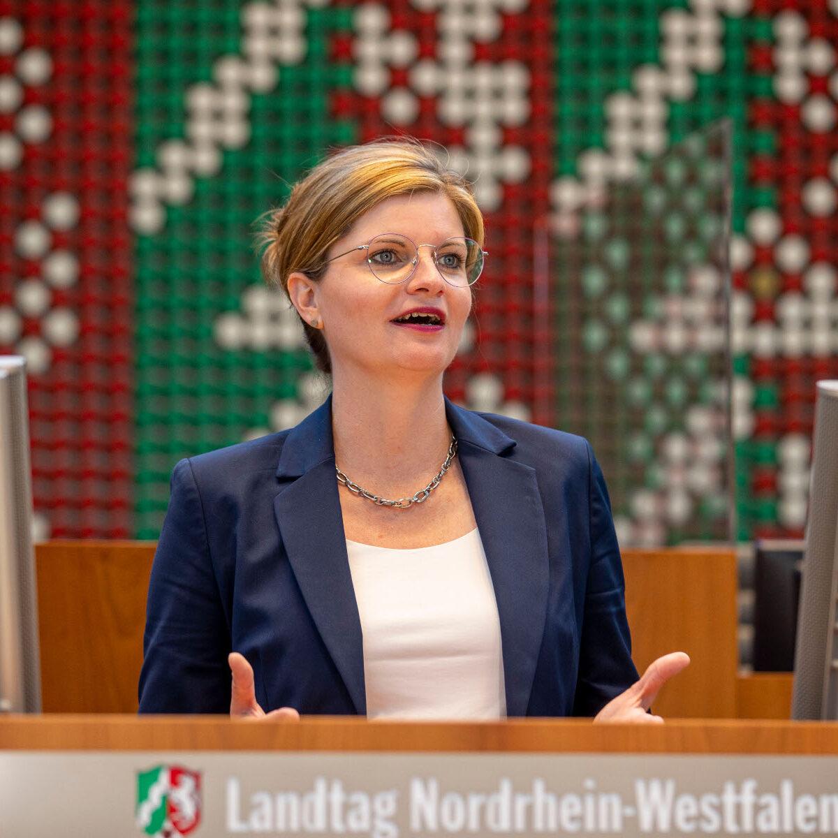 Sarah Philipp Landtag Nordrhein-Westfalen